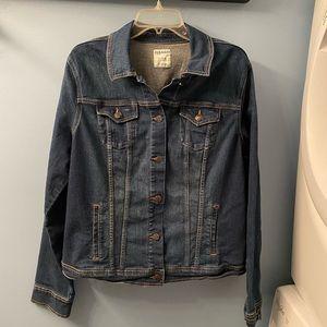 Old Navy denim jean jacket size XL NEW
